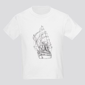 Ship Kids Light T-Shirt