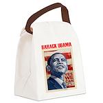obama20-2 Canvas Lunch Bag