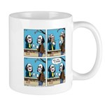 Halloween Daddys Home Saw Mask Mug