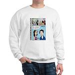 Halloween Evolution of the Vampire Sweatshirt