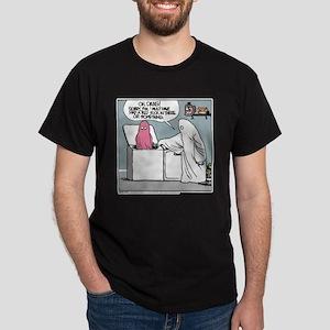 Halloween Daddys Home Ghost Dark T-Shirt