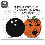 Halloween Daddys Home Pumpkin Puzzle