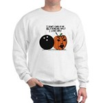 Halloween Daddys Home Pumpkin Sweatshirt