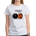 Halloween Daddys Home Pumpkin Women's T-Shirt