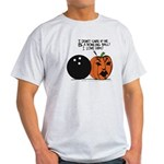 Halloween Daddys Home Pumpkin Light T-Shirt
