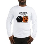 Halloween Daddys Home Pumpkin Long Sleeve T-Shirt