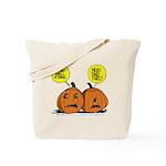 Halloween Daddys Home Pumpkins Tote Bag