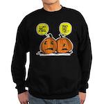 Halloween Daddys Home Pumpkins Sweatshirt (dark)
