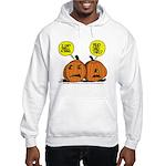 Halloween Daddys Home Pumpkins Hooded Sweatshirt