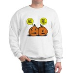 Halloween Daddys Home Pumpkins Sweatshirt