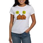 Halloween Daddys Home Pumpkins Women's T-Shirt