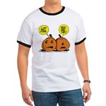 Halloween Daddys Home Pumpkins Ringer T