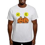 Halloween Daddys Home Pumpkins Light T-Shirt