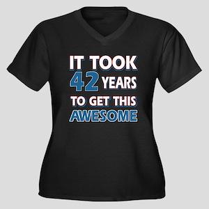 42 Year Old birthday gift ideas Women's Plus Size