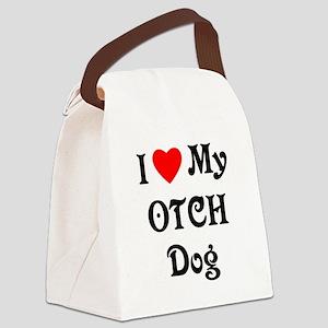 I love my OTCH Dog Canvas Lunch Bag