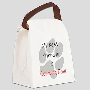 coursingbestfriend Canvas Lunch Bag