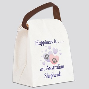 happinessashep Canvas Lunch Bag
