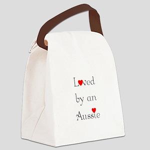 lovedaussie Canvas Lunch Bag