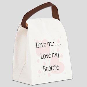 lovemebeardie Canvas Lunch Bag