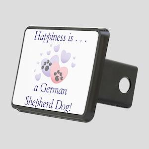 happinessgermanshep Rectangular Hitch Cover