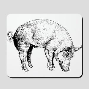 Piggy Mousepad