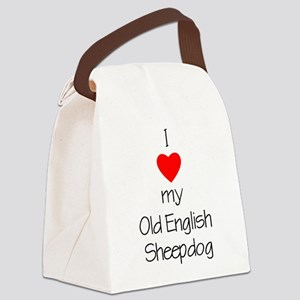 lovemyoldeng Canvas Lunch Bag