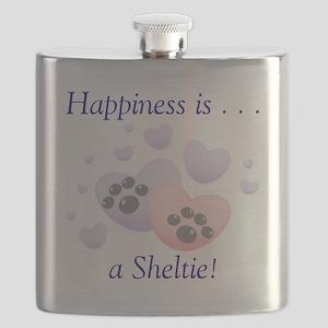 happinesssheltie Flask