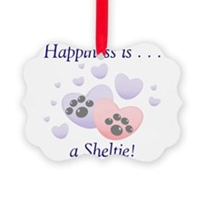 happinesssheltie Picture Ornament