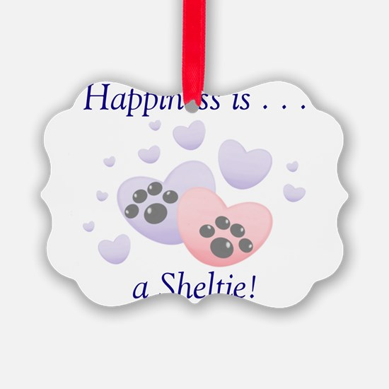 happinesssheltie.png Ornament