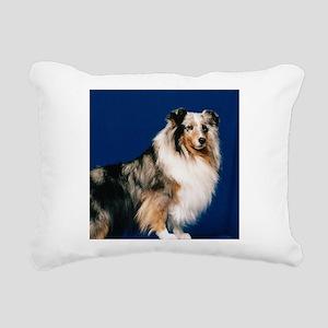 sheltietile Rectangular Canvas Pillow
