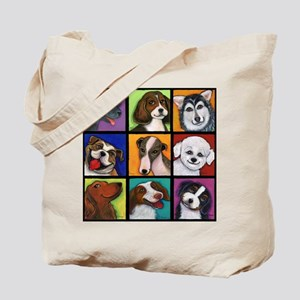 Maggie's Angels Dogs Tote Bag