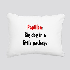 pap-bigdog Rectangular Canvas Pillow