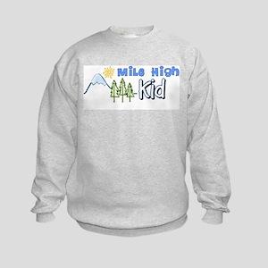 Mile High Kids Sweatshirt