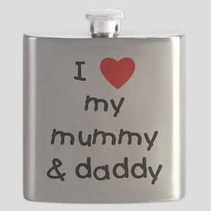 lovemymummydaddy Flask