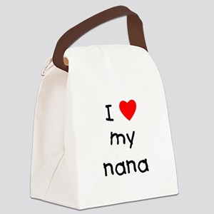 lovemynana Canvas Lunch Bag