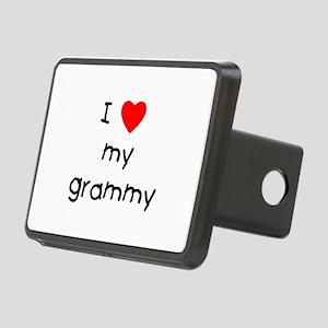 I love my grammy Rectangular Hitch Cover