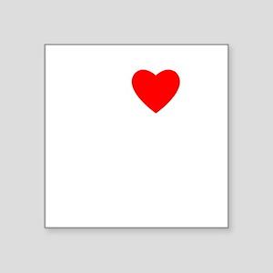 """lovegrandpa Square Sticker 3"""" x 3"""""""