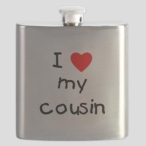 lovemycousin Flask