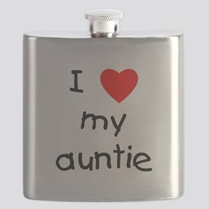 I love my auntie Flask