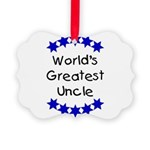 greatestunclenavy Picture Ornament