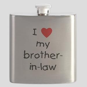 lovemybroinlaw Flask