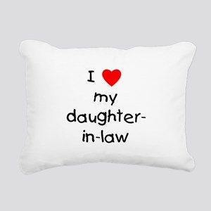 lovemydil Rectangular Canvas Pillow
