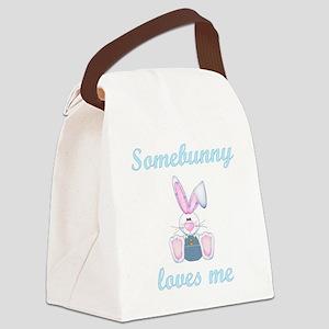 somebunnymeboy Canvas Lunch Bag