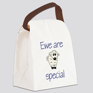 ewespecial Canvas Lunch Bag