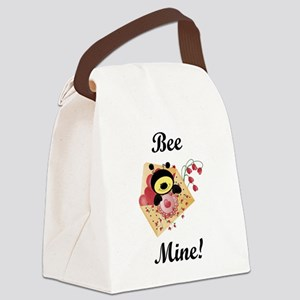 valentine3 Canvas Lunch Bag