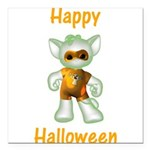 halloween27 Square Car Magnet 3