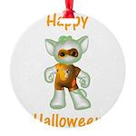 halloween27 Round Ornament