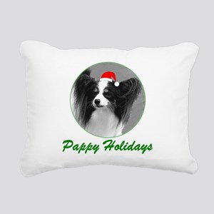 xmasjr Rectangular Canvas Pillow