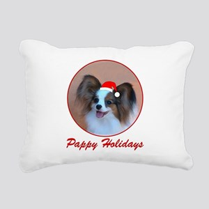 santadeedee Rectangular Canvas Pillow