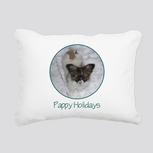 xmas18 Rectangular Canvas Pillow